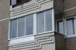 balkonų stiklinimas kaune