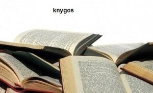 knygos