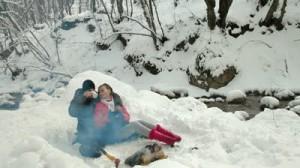 žiemos iškylos