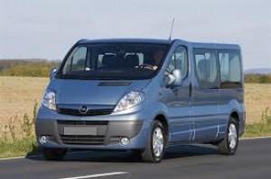 Mikroautobusas kelionei