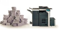 Kasetė lazeriniam spausdintuvui